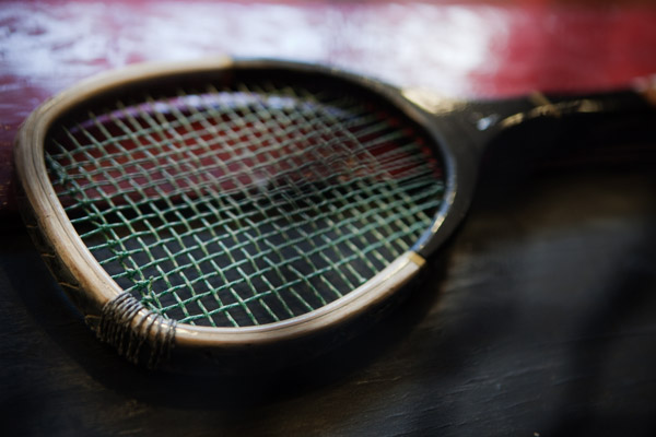 The Real Tennis Oxford