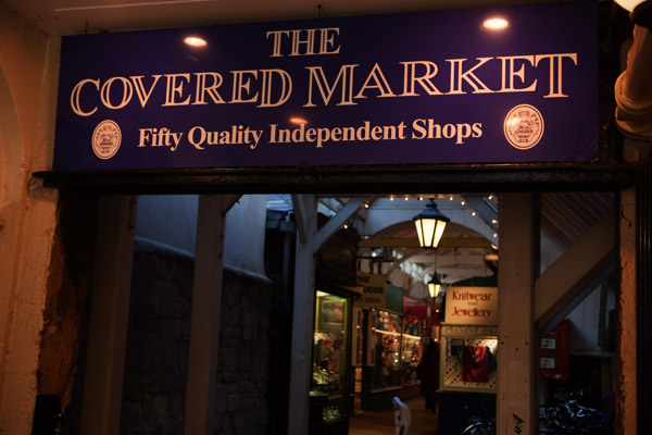 The Covered Market Oxford
