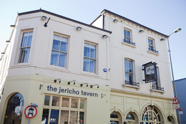 the Jericho Tavern - 56 Walton Street à Oxford