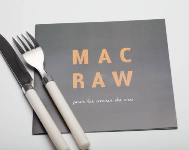 restaurant MacRaw Paris 14