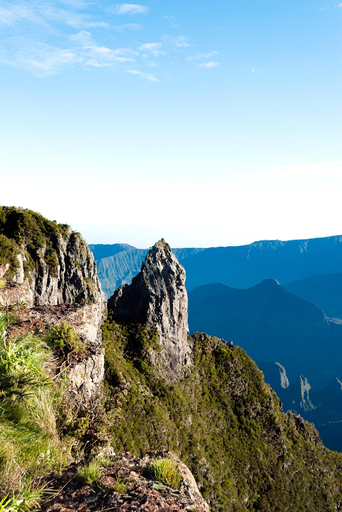 Piton Maïdo à la Réunion