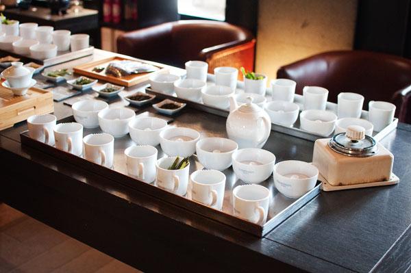 Minuteur pour infusion du thé
