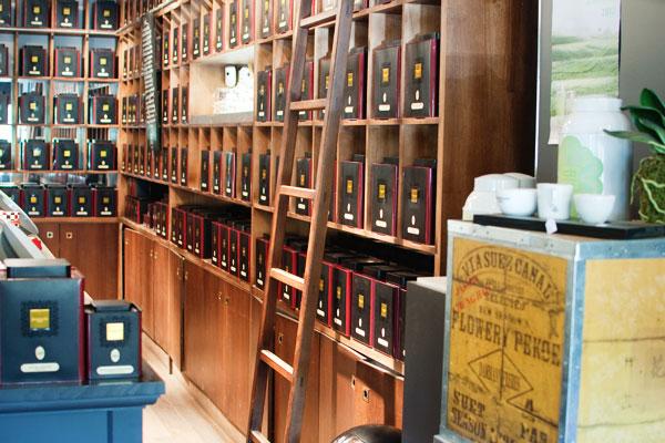 Boutique Dammann Frères Paris