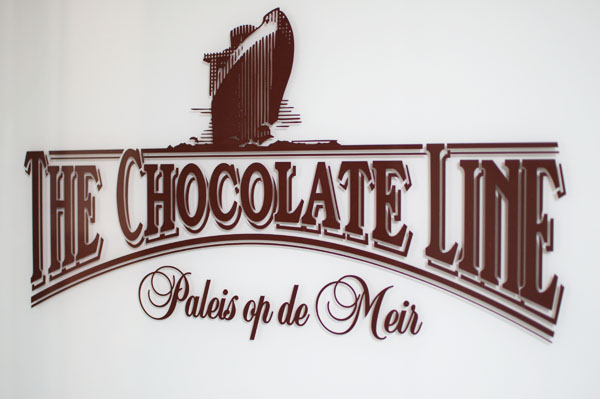 Chocolate Line à Anvers