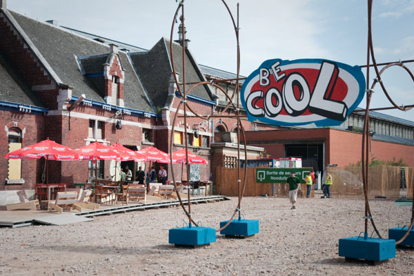 Couleur Café - La Cool zone