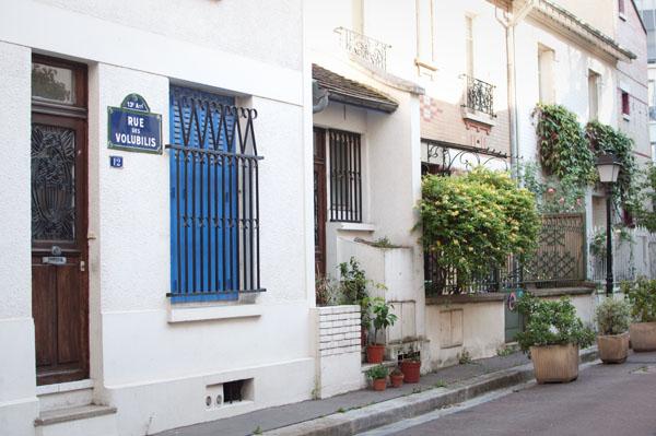 Rue des Volubilis - Paris 13