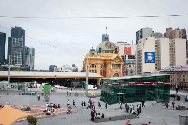 Melbourne Federation Square