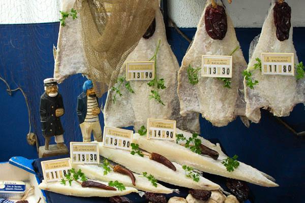 Bacalao poisson espagnol oviedo