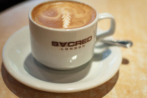 Sacred coffee - LOndres