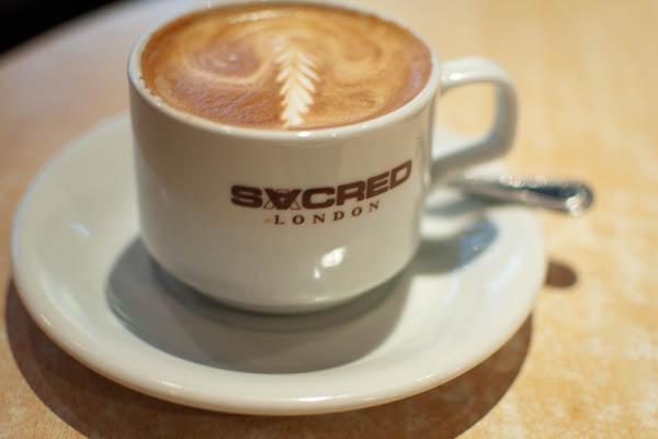 Sacred coffee - LOndres
