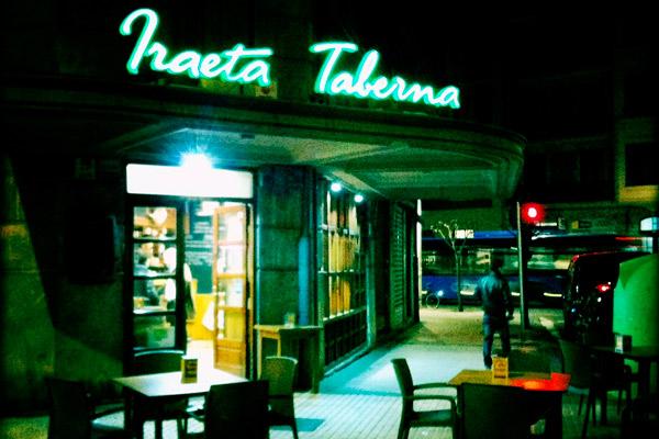 Iraeta Taberna