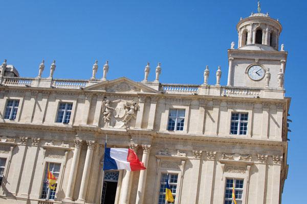 Place de la Mairie d'Arles