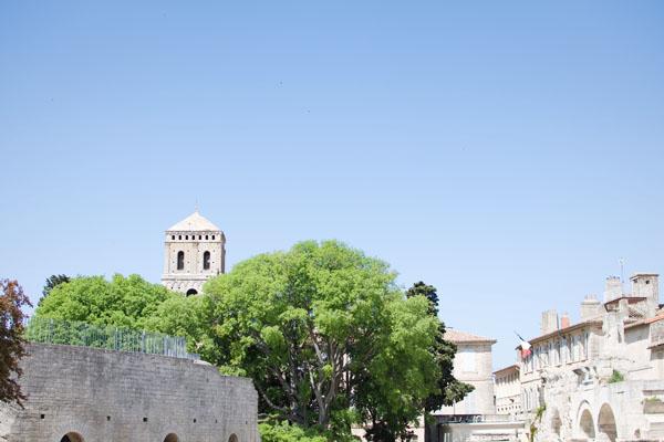 Amphithéâtre en Arles