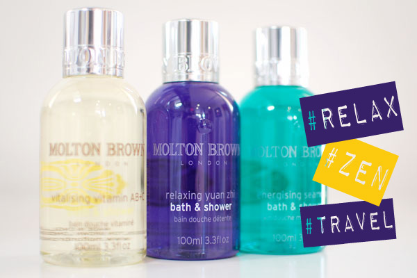 Shopping London Molton Brown