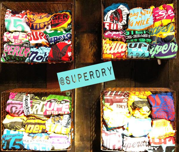 Superdry Regent Street Londres