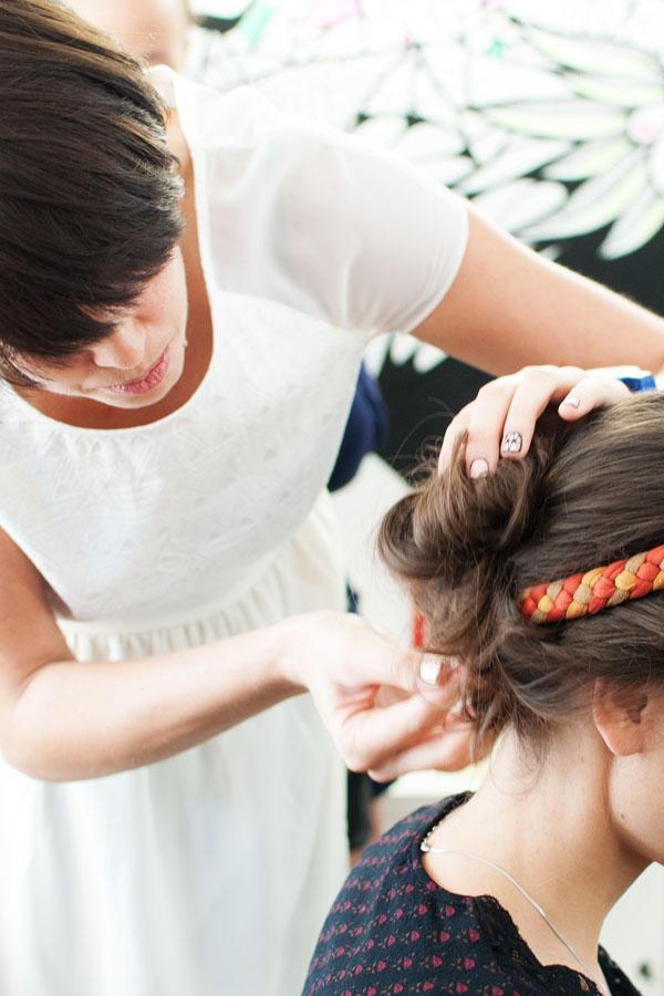 Atelier coiffure Ismérie Paris 2