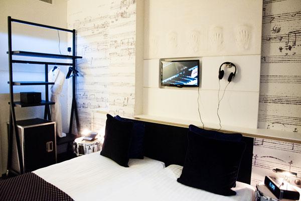 Hôtel 123 Sebastopol - Etage Ennio Morricone