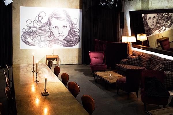 Salon du Story Hotel - Stockholm