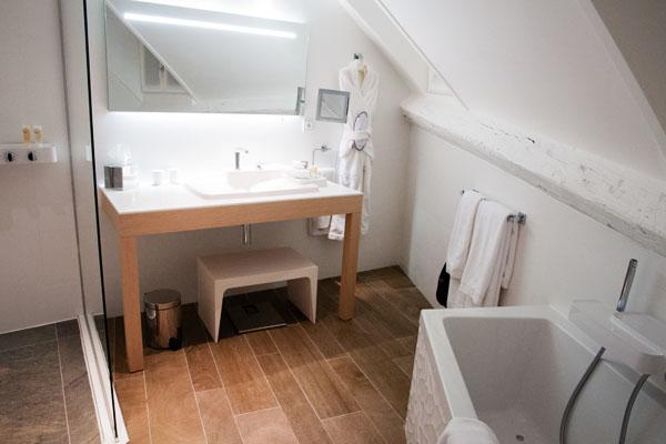 Hôtel Chavanel Paris  - Salle de bain