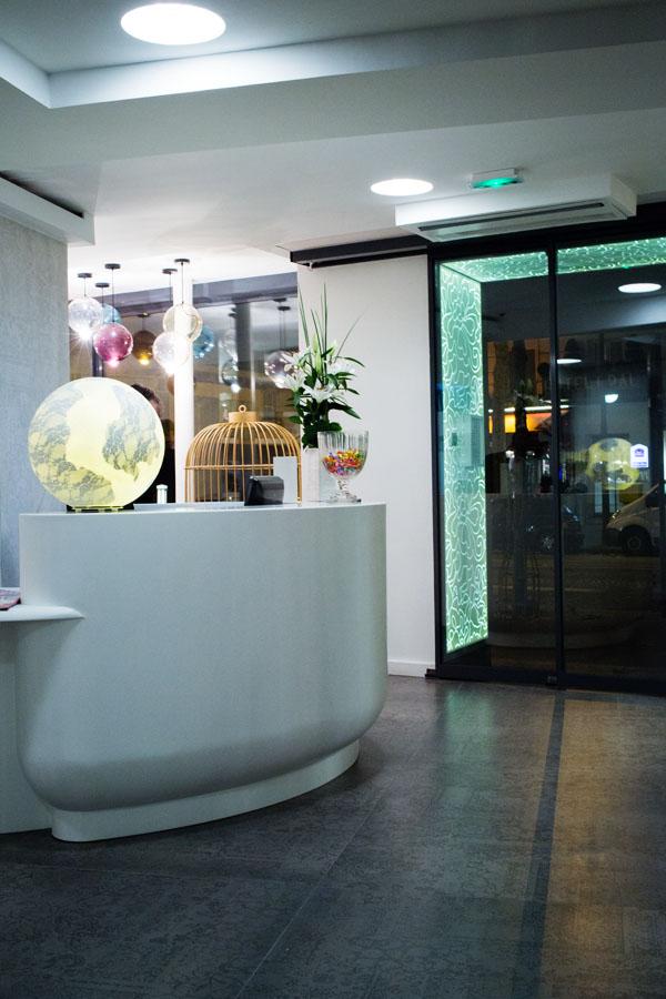 Hôtel Chavanel Paris - Lobby