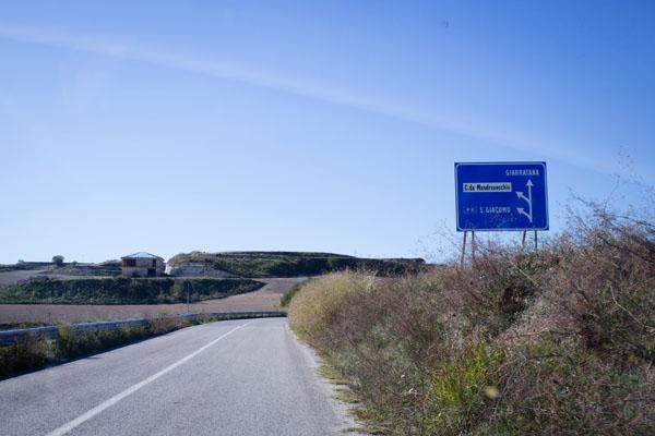 Road trop Sicile