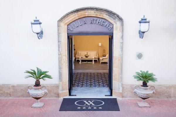 Hôtel Villa Athena à Agrigento