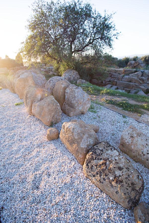 Tempio di Giove - Agrigento