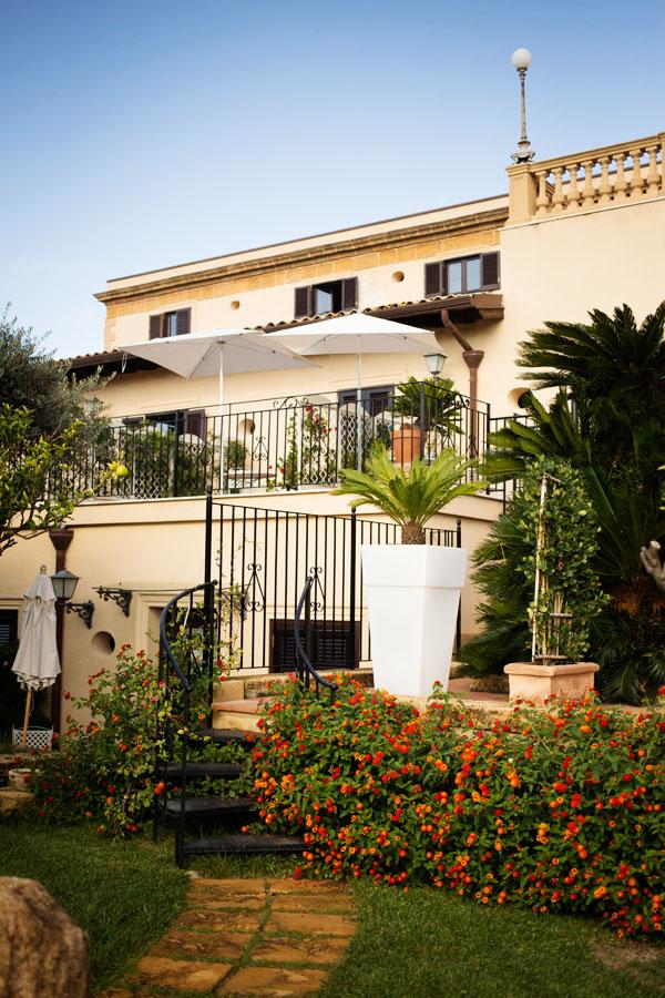 Villa Athena Agrigento, Sicile