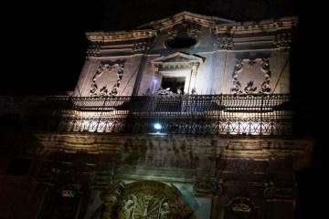 Ortigia de nuit