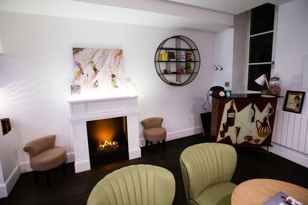 Hotel 1er Etage Paris Marais
