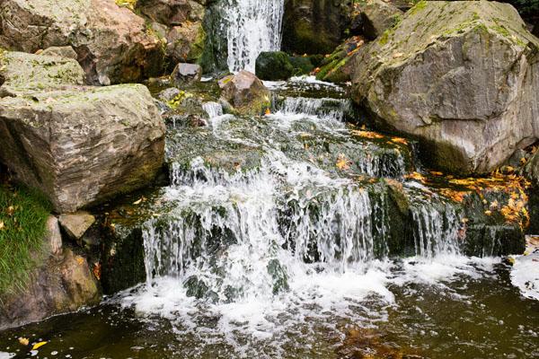 Kyoto Garden - Jardin japonnais de Holland Park à Londres