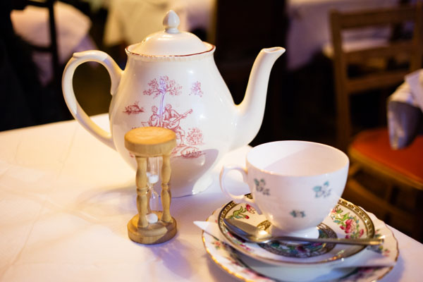 Soho Secret Tea Room London