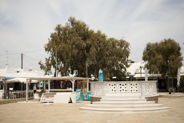 Ano Mera à Mykonos