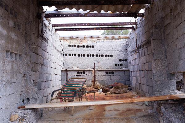 Plage secrète Est de Mykonos