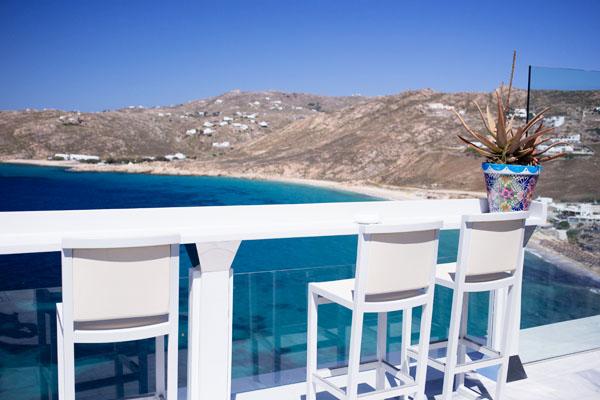 Greco Philia sur Elia Beach à Mykonos