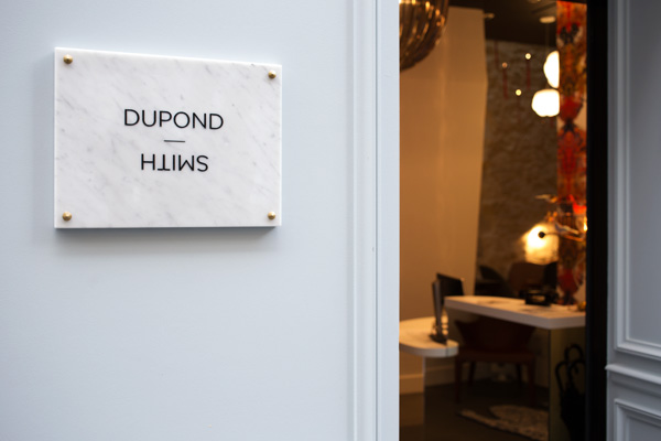 Hôtel Dupont-Smith dans le Marais à Paris