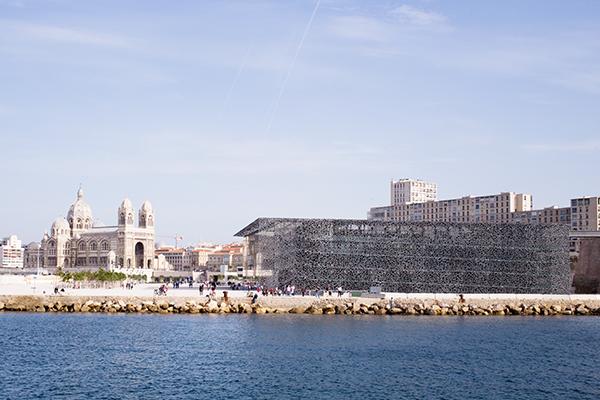 Musée MuCEM Marseille
