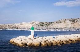 Les îles Frioul Marseille