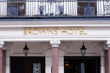 Brown's Hotel Londres