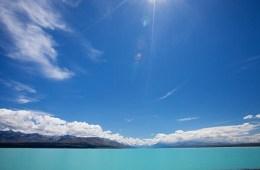 Paysages de Nouvelle-Zélande