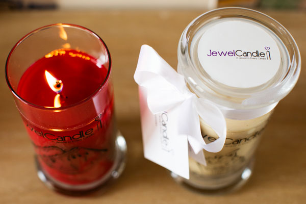 Jewel Candle