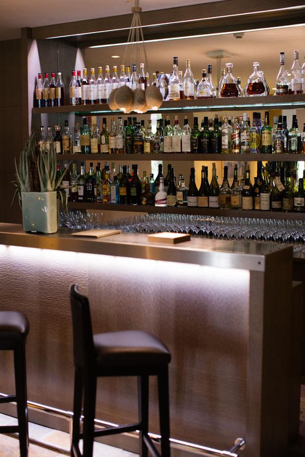 Bar de l'Hostellerie de Levernois
