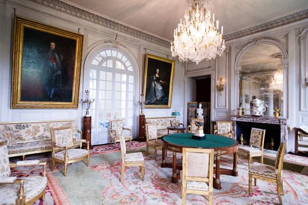 Valençay - Grand salon