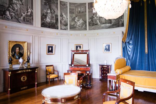 Valençay - Chambre du Roi d'Espagne