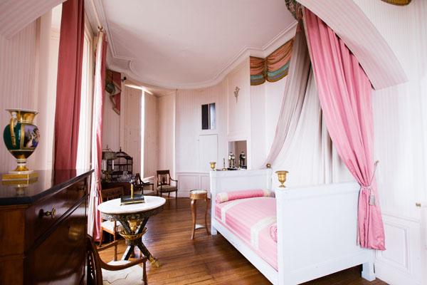 Valençay - Chambre des invités