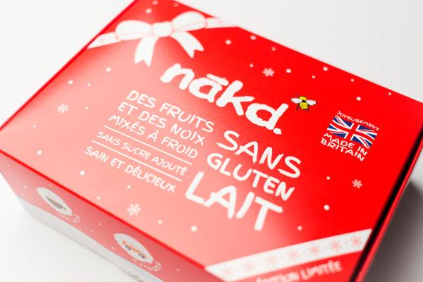 Barres Nakd France