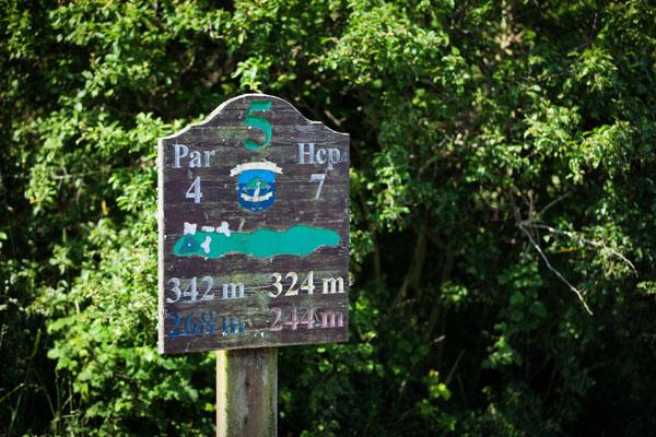 Golg Blue Green de Pléneuf Val-André