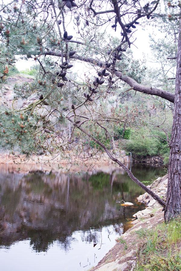 Lac bleu Erquy