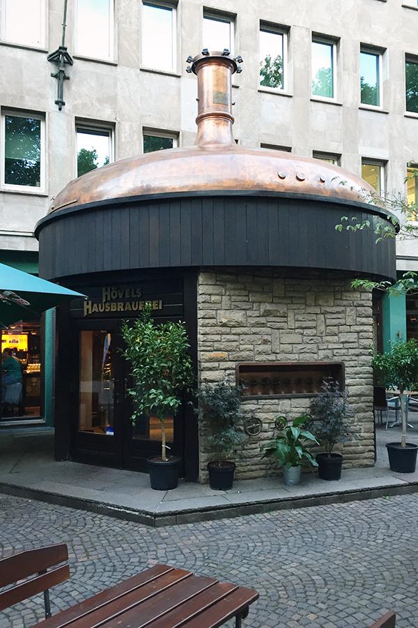 Hovels restaurant Dortmund