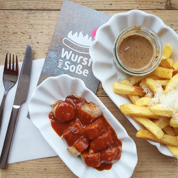Currywurst Dortmund